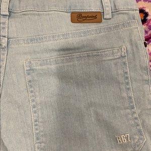 Bonpoint Bottoms - Bonpoint Bermuda boys jeans shorts